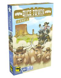 Dice Town: Cowboys - Expansion Set