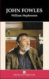 John Fowles by William Stephenson image