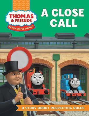 Really Useful Stories: A Close Call by Thomas & Friends