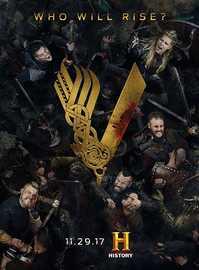 Vikings: Season 5 Part 2 on DVD