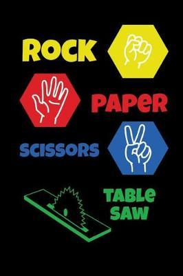 Rock Paper Scissors Table Saw by Woodworking Publishing