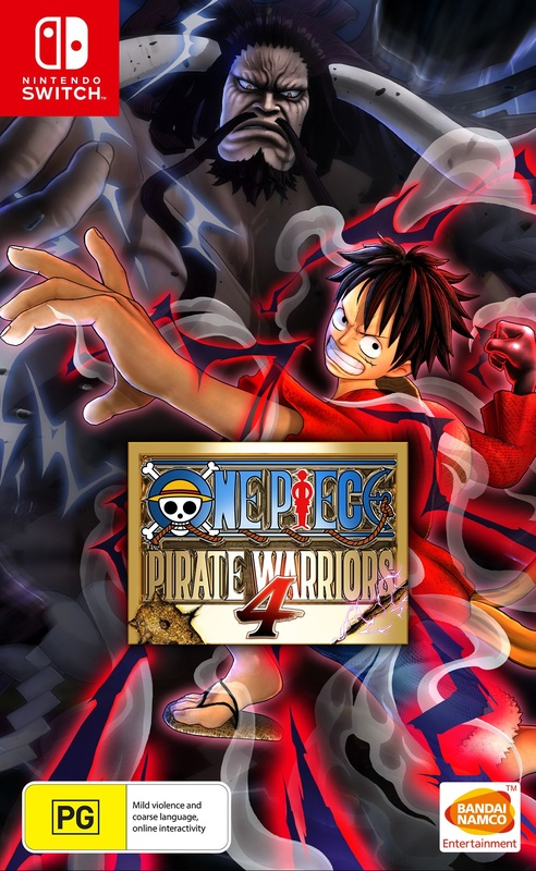 One Piece: Pirate Warriors 4 for Switch