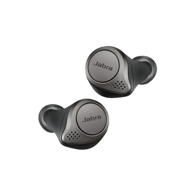 Jabra Elite 75t True Wireless Headphones - Titanium Black