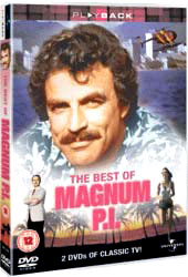Magnum P.I.: The Best of Magnum P.I. Volume 1 (2 Disc Set) on DVD