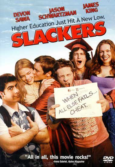 Slackers on DVD image