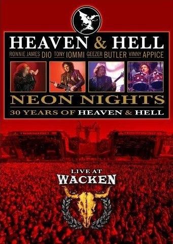 Neon Nights – 30 Years Of Heaven & Hell DVD