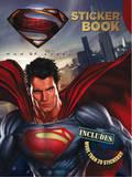 DC Man of Steel Sticker Book