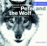 Peter & the Wolf / Carnival of the Animals by Sergey Prokofiev