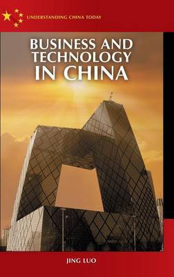 Business and Technology in China by Jing Luo image