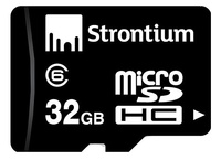32GB Strontium Micro SD Basic Series with SD Adaptor
