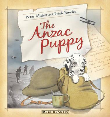 Anzac Puppy by Peter Millett