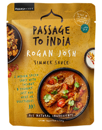 Passage to India - Rogan Josh Simmer Sauce 375g