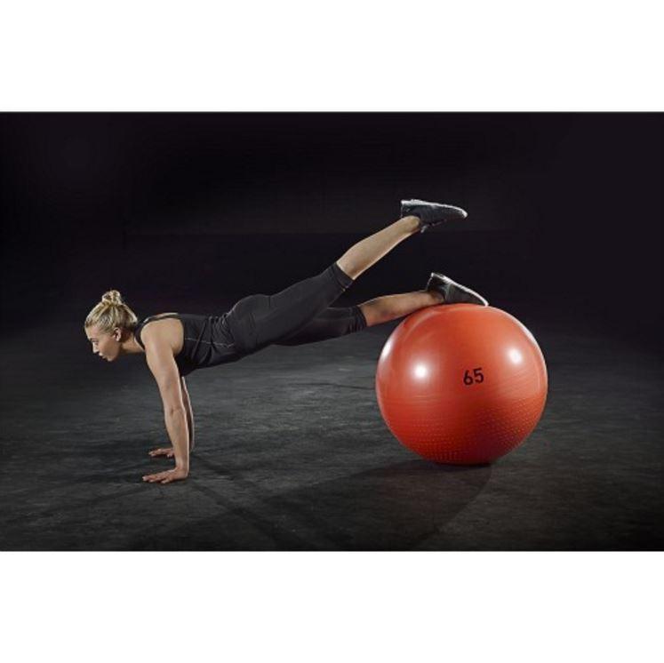 Adidas Gymball - 65cm (Bold Orange) image