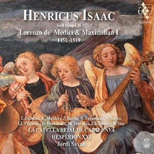 Henricus Isaac: In The Time Of Lorenzo De' Medici And Maximilian I by Henricus Isaac: