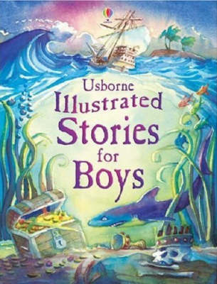 Illustrated Stories For Boys image