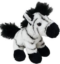 Antics: Wild Mini Zebra - Small Plush