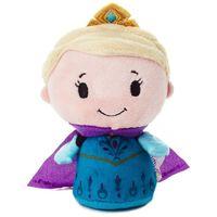 """itty bittys: Coronation Elsa - 4"""" Plush"""
