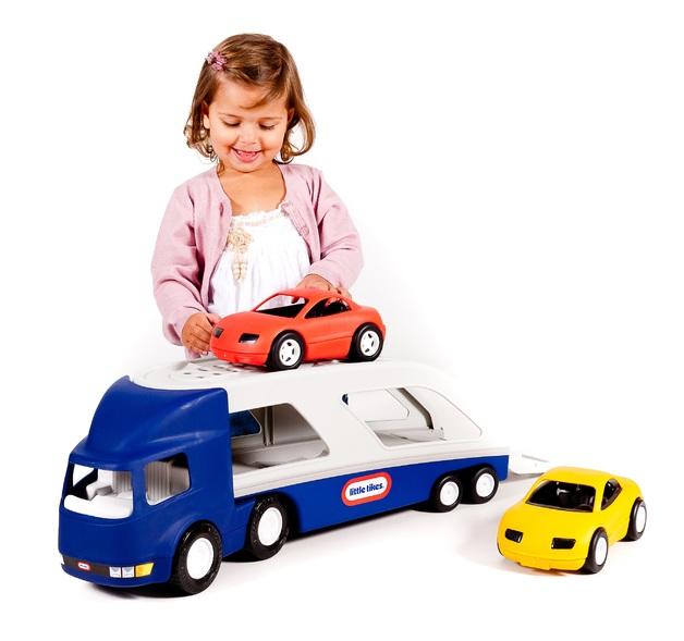 Little Tikes: Big Car Carrier - (Blue)