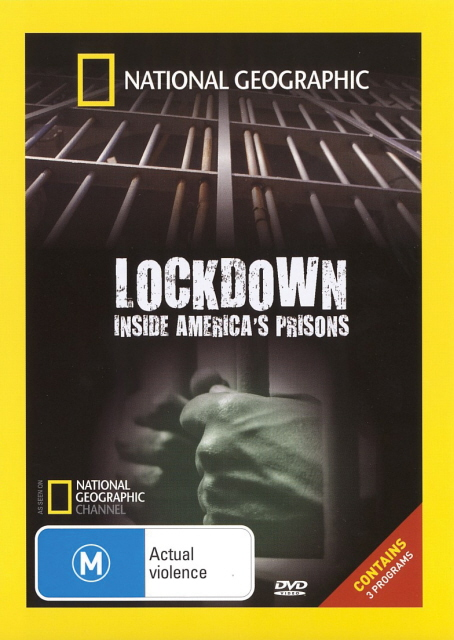 National Geographic - Lockdown: Inside America's Prisons on DVD image
