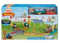 Thomas & Friends: Wooden Railway - Transfer Yards Set