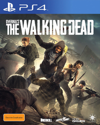 Overkill's The Walking Dead for PS4