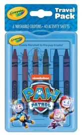 Crayola: On The Go Travel Pack - Paw Patrol