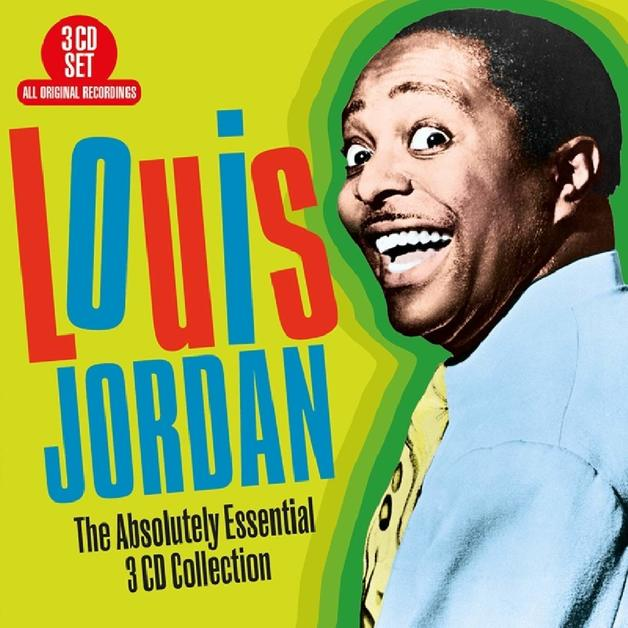 The Absolutely Essential by Louis Jordan