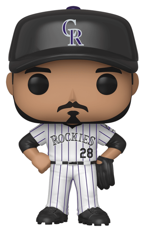 MLB: Rockies - Nolan Arenado Pop! Vinyl Figure