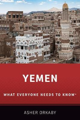 Yemen by Asher Orkaby