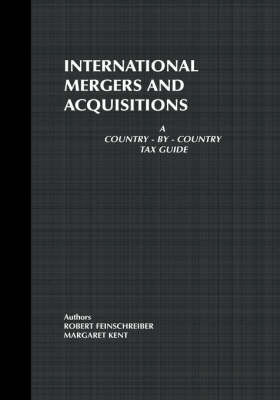 International Mergers and Acquisitions: A Country-by-country Tax Guide image