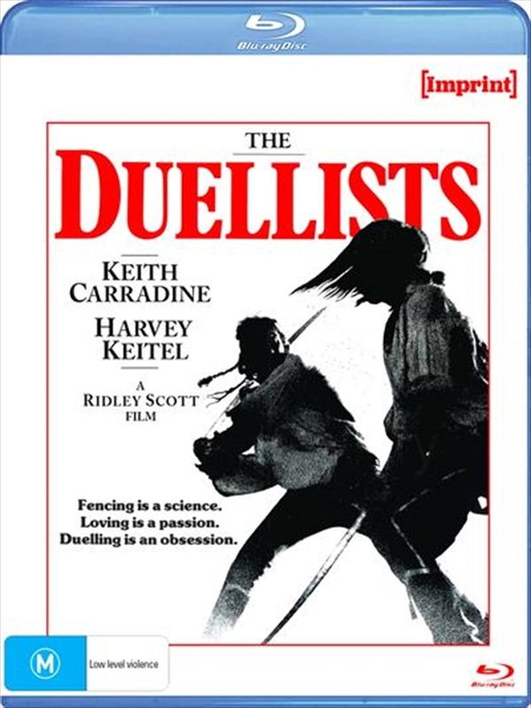 The Duellists on Blu-ray