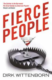 Fierce People by Dirk Wittenborn image