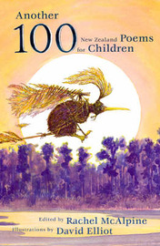 Another 100 NZ Poems for Children by Rachel McAlpine image