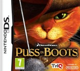 Puss in Boots for Nintendo DS