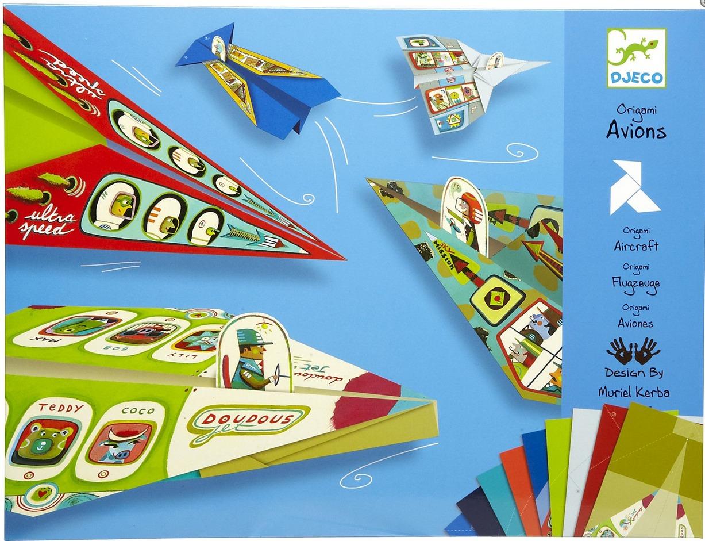 Djeco: Design - Origami Planes image