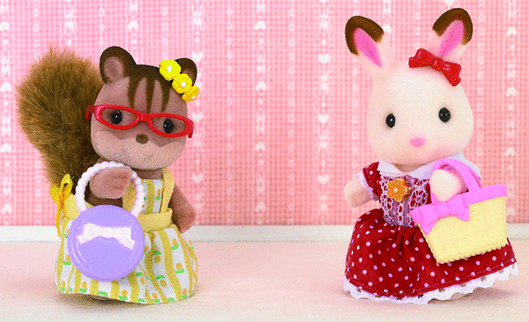 Sylvanian Families: Fashion Accessory Set