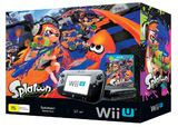 Nintendo Wii U Splatoon Premium Pack for Nintendo Wii U