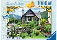 Ravenburger - Lakeland Cottage Puzzle (1000pc)
