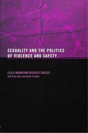 Sexuality and the Politics of Violence by Les Moran image