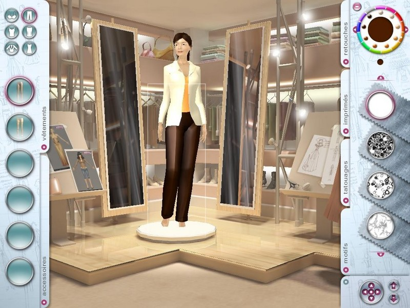 Imagine Fashion Designer for PC Games image