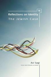 Reflections on Identity by Avi Sagi