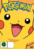 Pokemon - All-Stars: Pikachu on DVD