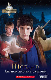 Merlin - Arthur and the Unicorn by Lynda Edwards