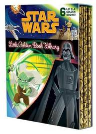 The Star Wars Little Golden Book Library by Various ~