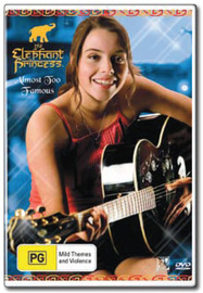 The Elephant Princess: Volume 3 - Almost Too Famous on DVD