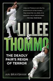 Lillee & Thommo by Ian Brayshaw