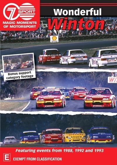 Magic Moments Of Motorsport - Wonderful Winton on DVD