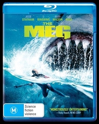 The Meg on Blu-ray