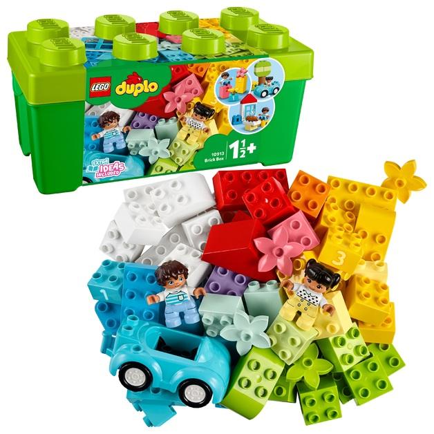 LEGO DUPLO: Brick Box - (10913)