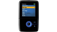 CREATIVE LABS Creative Zen V Plus 4 GB (Black with Blue Accent) image